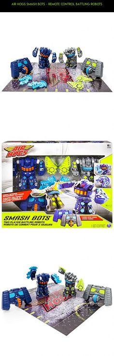Air Hogs Smash Bots - Remote Control Battling Robots #hogs #technology #tech #plans #jet #products #parts #racing #fury #fpv #kit #drone #camera #air #shopping #gadgets #jump
