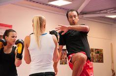Kampfsportschule Bajrami Luzern Damentraining