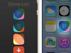183 Best Ios 7 App Icon Design Images App Icon Design Ios 7