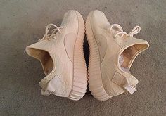 """Yeezy boost 350 preview """"sand"""""""