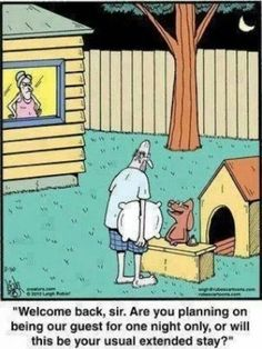Oh Far Side, you kill me.....