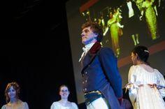 Woolen coat with dark red velvet collar Dark Red, Red Velvet, History, Sewing, Concert, Coat, Historia, Dressmaking, Sewing Coat