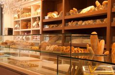 Bakery Shop Design Bakery interior design italian