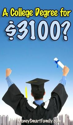 This is a smart program to help your kids get a college degree 60% faster and…
