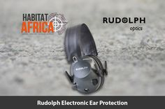 The Rudolph Electronic Ear Protection provide excellent protection and offer…