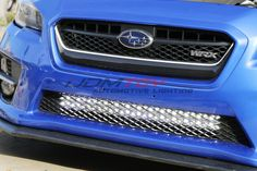 LED light bars aren't just for trucks! This is a lower bumper LED light bar for the 2015-up Subaru WRX/STi and gives your Subie the WRC rally look! Install on your lower bumper with or without the mesh grille! http://store.ijdmtoy.com/2015-up-Subaru-WRX-STI-LED-Light-Bar-p/35-952.htm #iJDMTOY #JDM #Subaru #Subie #Subiespeed #cars #carparts #WRX #STI #WRC #LED #lightbar #offroad