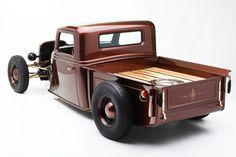 '35 Hot Rod Truck Studio Gallery - Factory Five Racing