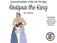 Unit test with answer key for antigone by sophocles short essay 12 characterization webs for the play oedipus the king by sophocles fandeluxe Gallery