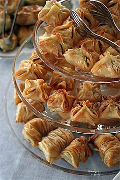 Very similar to baklava!
