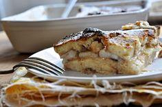 Vymazlená žemlovka s jablkem a hruškou - Kitchen story Pear Pie, Kitchen Stories, Muffin, Apple, Breakfast, Blog, Morning Coffee, Muffins, Blogging