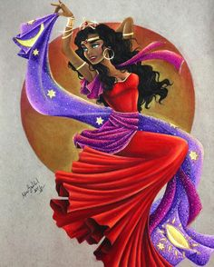 *ESMERALDA ~ The Hunchback of Notre Dame,