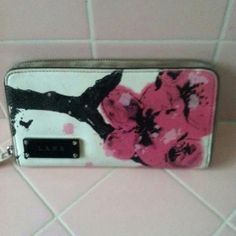 Gwen Stefani L.A.M.B. wallet Needs some cleaning L.A.M.B. Bags Wallets