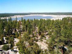 Laguna Hanson en BC