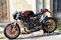 Ducati cafe racer ST2 - RocketGarage - Cafe Racer Magazine