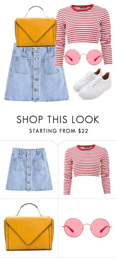 """""""Untitled #146"""" by alibasicelma ❤ liked on Polyvore featuring Dolce&Gabbana and Ray-Ban"""