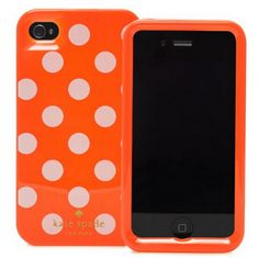 Kate Spade --oh I want a kate spade phone case so bad