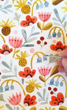 print & pattern: DESIGNER - striped pear studio