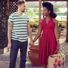 Interracial love ~ interracial couple ~ interracial family ~ Black and White ~ Biracial Black Woman White Man, Black And White Love, Mixed Couples, Couples In Love, Black Couples, Beautiful Couple, Beautiful Black Women, Interacial Love, Interacial Families