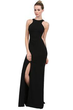 Nicole Bakti Mesh Cutout Dress Yolanda Fosters Yellow Dress at The Grammys