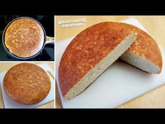 Make soft and delicious skillet bread in a frying pan with no oven. This fast bread recipe is moist, fluffy, and tasty. Pan Fried Bread, Pan Bread, Skillet Bread, Tasty, Yummy Food, Bread Recipes, Yummy Recipes, How To Make Bread
