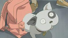 I want a virtual pet >< Dennou Coil