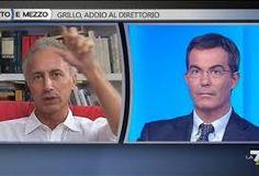 """Umberto Marabese : Travaglio a Floris: """"Io morbido con M5s? Facciamo ..."""