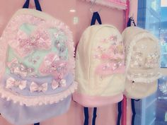 Cute backpacks!