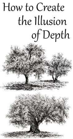 #techniques #illusion #painting #enhance #methods #drawing #create #space #sense #depth #with #your #how #add #theHow to Create the Illusion of Depth 15 methods to add depth to a painting. Techniques to enhance your drawing or painting with a sense of space.15 methods to add depth to a painting. Techniques to enhance your drawing or painting with a sense of space. Drawing Techniques Pencil, Realistic Pencil Drawings, Acrylic Painting Techniques, Pencil Art Drawings, Art Drawings Sketches, Art Techniques, Painting Tips, Basic Drawing, Drawing Skills