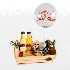 Cute Presents, Armenia, Picnic, Basket, Lettering, Deco, Box, Breakfast, Smile