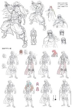 Character Creation, Character Ideas, Character Art, Character Design, Sketch Design, Design Model, Asura's Wrath, Street Fighter Characters, Drawing Reference Poses
