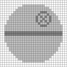 Death Star Crochet Pattern
