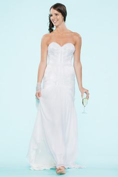 Carol Hannah - Rutledge Avenue Gown - tried this on, great top, strange on the bottom!!!