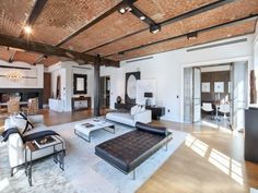 Extraordinary Property of the Day: Masterful Luxury Loft in New York City