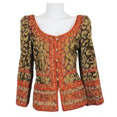 Mary McFadden Jacket