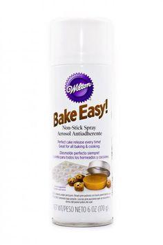 Tłuszcz w spray'u Bake Easy do spryskiwania form przed pieczeniem