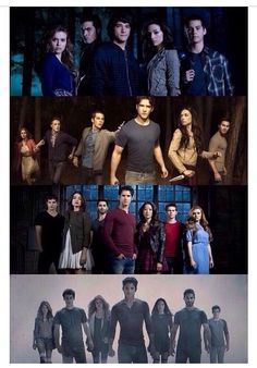 In my opinion: Scott looked his best in 3rd season, Alison looked her best in 1st season, stiles looked his best in 4th season, Lydia looked her best in 2nd season, and Derek just looked his best every moment of every season