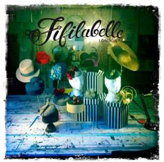 Fifilabelle's workshop in London