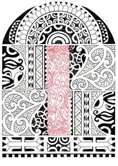 Polynesian half-sleeve 03 by dfmurcia