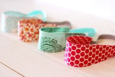 DIY Fabric Headband...make a bunch of these and share!