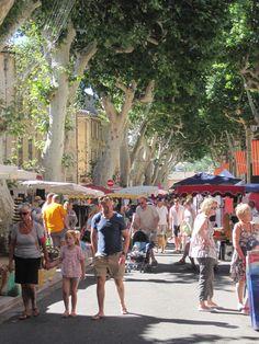 Summer Market, Cotignac