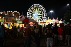 It's September, that means it's time for the SEMO District Fair! Photo by Hummie~, via Flickr