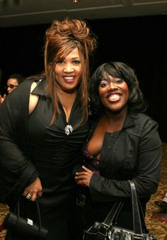 Kym Whitley and Sheryl Underwood Comedy Actors, Actors & Actresses, Beautiful Goddess, Beautiful Women, Kym Whitley, Sheryl Underwood, Plus Size Beauty, You Youtube, Looking For Women