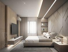House Ceiling Design, Ceiling Design Living Room, Bedroom False Ceiling Design, Master Bedroom Interior, Modern Master Bedroom, Home Room Design, Modern Ceiling Design, Modern Luxury Bedroom, Luxury Bedroom Design