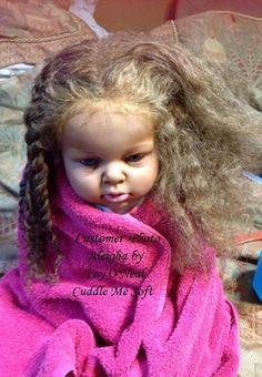 Aa Reborn Toddler Baby Ethnic Toddler By