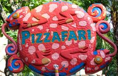 Disney's Animal Kingdom could be getting some more table service dining, and it could be put into PIzzafari.