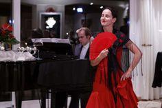 Leona Kellerbauer singt zusammen mit Ihrem Mann Stefan schöne Musicals und Operetten.