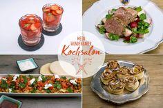 Mein wunderbarer Kochsalon Beef, Food, Breakfast Snacks, Food Food, Meal, Essen, Hoods, Ox, Meals
