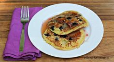 Treat Dad - Blueberry Ricotta Pancakes for Father's Day!