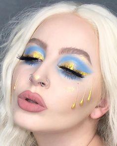 ✨GIVEAWAY✨(CLOSED, winner has been contacted) I'm soSosososooSooooOooo grateful for all of you angels, I wanted to share some love! Makeup Goals, Makeup Inspo, Makeup Art, Makeup Inspiration, Beauty Makeup, Makeup Ideas, Beauty Tips, Makeup For Blondes, Girls Makeup