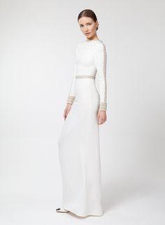 Foto del Vestido de novia 4a - Santos Costura